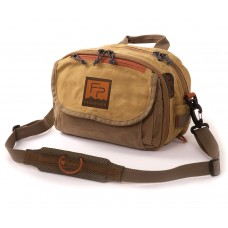 Fishpond Blue River Chest / Lumbar Pack – Waxed Canvas