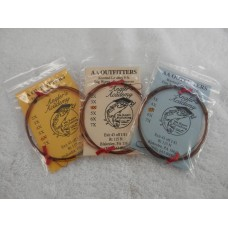 AA Outiftters 12' Fast Turnover Soft Tippet Leaders